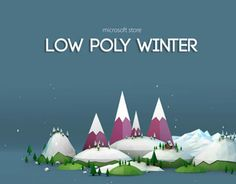 Happy Holidays from the Microsoft store. Enjoy this season with a warm cup of hot cocoa and an extra large low poly animation that spans the entire length of the Microsoft store. From a Windows Phone Reindeer to ice skaters gliding across a frozen lake, t…