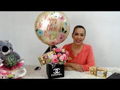 Balloon Box, Balloon Stands, Balloon Gift, Balloon Flowers, Balloon Arrangements, Balloon Decorations, Flower Arrangements, Gift Bouquet, Candy Bouquet