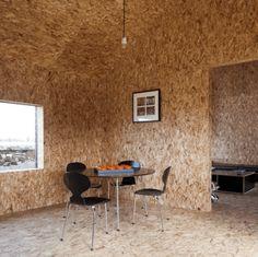 Ambientes lindos, sustentáveis e baratos com OSB – Design Culture