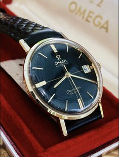 Seller of vintage & modern watches from Omega & Rolex Old Watches, Swiss Army Watches, Seiko Watches, Vintage Watches, Nice Watches, Casual Watches, Omega Watches For Men, Rolex Air King, West Coast Choppers