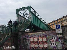 Milano   Porta Genova - Il ponte icona di via Tortona che fine farà? - Urbanfile Blog Blog, Future
