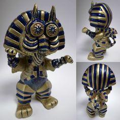 kaiju No.0597 エジプトの翼猫 by gumtaro Pandemonium August