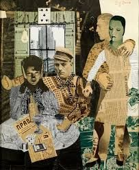 collage arte contemporaneo - Buscar con Google