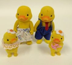 FF duck family - the girl looks cute :)