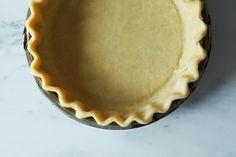 Cook's Illustrated Foolproof Pie Crust recipe on Food52.com