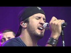 Luke Bryan - Stuck on you (cover) - YouTube