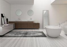 Colección Stratto de Inbani #baños Strato es un programa modular de forma arquitectónica que permite adaptar el proyecto de cada profesional al espacio. Encuentra Inbani en Sánchez Plá