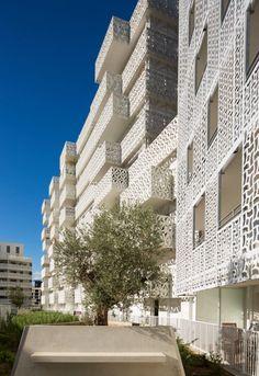 Jacques Ferrier Architecture, Luc Boegly · La Mantilla
