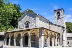 #LaVerna #Franciscan #sanctuary #Tuscany #Italy