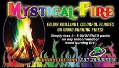 Mystical-Fire-Colorant-12-Pack-Packets-Campfire-Fireplace-Flame-Color-Camping-M9