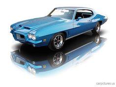 1972 Pontiac GTO 400 V8 - Car Pictures