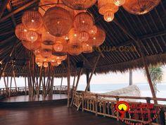Đèn mây tre đan trang trí nhà cửa, nhà hàng, quán cafe với đủ loại kiểu dáng khác nhau đơn giản đẹp, hãy liên hệ +84979 083 286 / 0948 914 229 (Call/Viber/WhatApps),www.denlongxua.com; denlongxua@gmail.com #đènlồngxưa #đènmâytre #bamboolamp #đènmâytretrangtrí #vietnam #hoian #lanterns #socialmedia #lamp #pinterest #mâytređan #beauty Finns Beach Club, Beautiful Beaches, Bali, Fair Grounds, Ceiling Lights, Island, Explore, Travel, Content