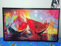 Bodegón Moderno Painting, Artworks, Art Production, Painting Art, Paintings, Painted Canvas, Drawings