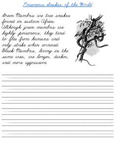 pin by carrie duffy on handwriting practice handwriting analysis writing worksheets. Black Bedroom Furniture Sets. Home Design Ideas