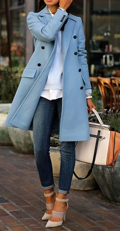 J.Crew - Majesty peacoat