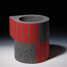 Wim Borst Counterpoint Series 14, 2009 Concrete Art, Cement, Beton Diy, Sculptures Céramiques, Europe, Pottery, Vase, History, Architecture