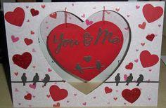 3D Valentine's Swing Card:  pink-tea-cup.blogspot.co.uk