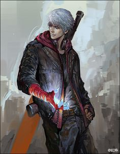 Devil May Cry Nero