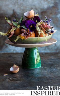 Easter Inspiration by Photographer Nadine Greeff