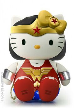 Wonder Woman Kitty