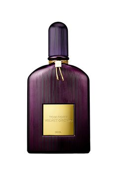"""BodySplurge""""Perfume is almost always Tom Ford. No matter what I try, I always go back to these rich, moody, deep, sultry scents. Right now, I rotate between Velvet Orchid and Shanghai Lily — heaven!"""" — Lexy LebsackTom Ford Velvet Orchid, $120, available at Sephora. #refinery29 http://www.refinery29.com/beauty-products-expensive-cheap-options#slide-43"""