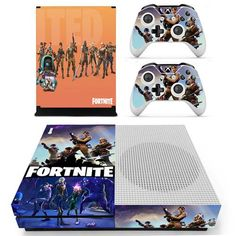 Faceplates, Decals & Stickers Qualified Xbox One X Celtics Skin Sticker Console Decal Vinyl Xbox One Controller Attractive Fashion Video Games & Consoles