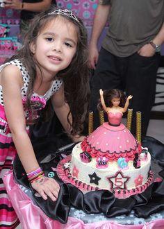 Barbie Rockstar Birthday Party Ideas | Photo 1 of 31 | Catch My Party