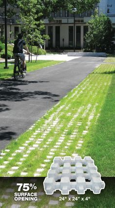 Hardscaping 101 eco friendly paving solutions green living grass driveway on pinterest 36 pins diy solutioingenieria Images
