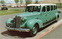 Cadillac V8 Series 37-75 Sightseeing BusCadillac 1937
