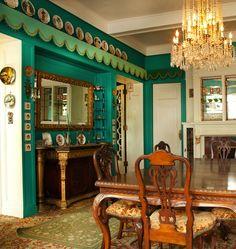 Take a peek into the gorgeous historic estate.