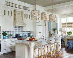 coastal kitchen | Georgia Carlee
