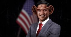 Marco Rubio As Ferengi Ambassador