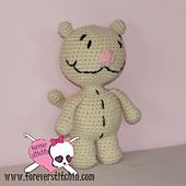 Binoo Crochet Pattern by Forever Stitchin