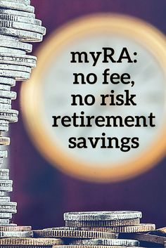 myRA is a new type of retirement savings account created in 2014 and aimed at helping young savers put more towards retirement. See how this no fee, no minimum account might be right for you or a loved one.