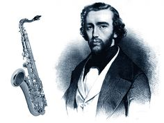 Adolphe Sax father of the Saxophone