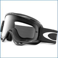 8dc3d90ceb9a Oakley O-Frame MX Goggles with Clear Lens (Black) Oakley goggles are  engineered for destroying dirt tracks