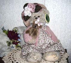 BEARINGTON BEAR DAISY & BELLE PLUSH VICTORIAN...thrifted at GW