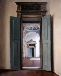 Naturally aged, chalky patinas, Eggshell blue ~*~ Details unknown  #eggshell  #blue #architecture #building #antique #style #doorway #elegant #detail #interior chic #grand #interiordecor #interiordesign #design #lux #decor #historic #entrance #heritage #decorative #masonry #dome #subtle #living  #lifestyle #luxury