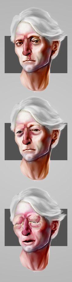 Plague symptoms for uni project - 3/10/21 Video Game Artist, Concept, Project 3, Uni