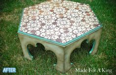 Better After: Tons o Tables! Great DIY redo ideas on this site!