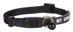 TRIXIE reflektierendes Katzenhalsband mit Adresslasche Belt, Accessories, Fashion, Paper, Silver Ash, Belts, Moda, Fashion Styles, Fashion Illustrations