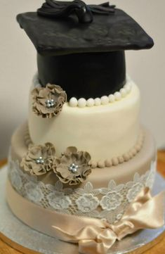 cake to graduation - cake by MilenaSP