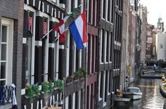 Canals, a big part of the Amsterdam experience with @AKTravel_USA #AKRiverCruise #cruise