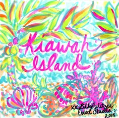 Lilly Pulitzer on Kiawah Island opens in February! #lilly5x5