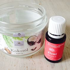 Simply the best recepy! For dry Skin or Psoriasis! Add 8 Drops Elemi essential oil to ~80ml Organic Coconut oil! Reduces itching and Makes Skin smooth and soft!