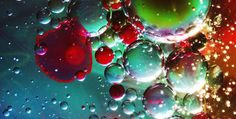 HamToast's Close-Ups of Colorful Bubbles Will Blow Your Mind