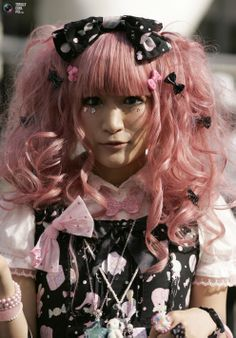 TSS -♥ ロリータ, Sweet Lolita, Fairy Kei, Decora, Lolita, Loli, Gothic Lolita, Pastel Goth, Kawaii, Victorian, Rococo♥
