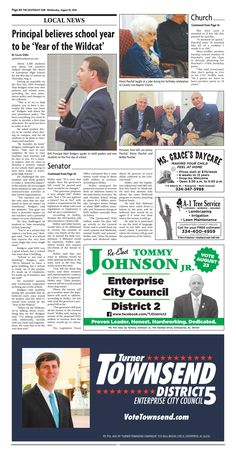 160810 - Page A6 - The Southeast Sun: Eedition