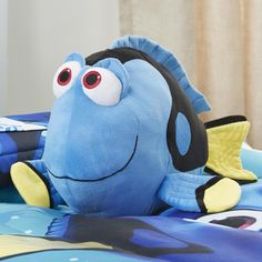 Baby Disney Finding Nemo Dory Fleece Blanket Hand Tied To Suit The PeopleS Convenience