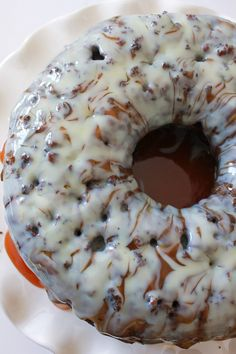 Better than Anything Bundt Cake. A moist chocolate bundt cake that is drenched with sweetened condensed milk and caramel sauce but it is the Cool Whip and Heath bar that make it perfect. Köstliche Desserts, Delicious Desserts, Dessert Recipes, Picnic Recipes, Health Desserts, Sandwich Recipes, Plated Desserts, Cake Mix Recipes, Pound Cake Recipes